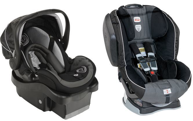 5 Compact Infant Cars Seats Every Mom Loves