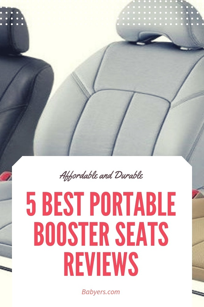 Best Portable Booster Seats Reviews
