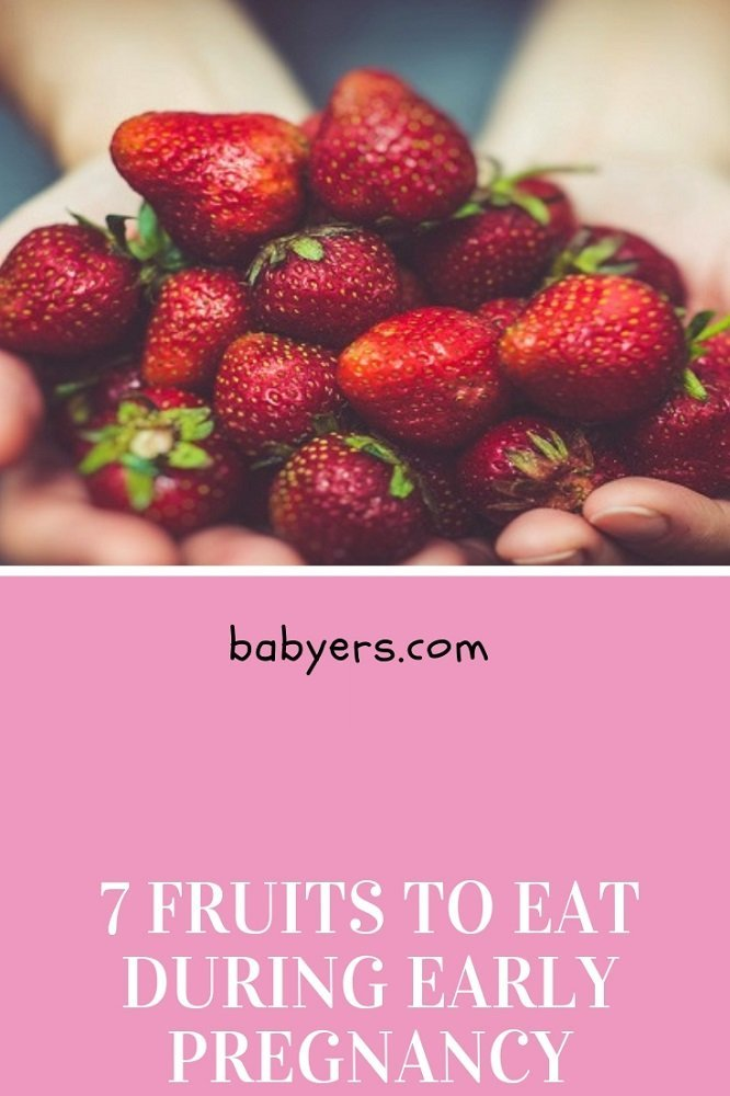 7 Fruits to Eat During Early Pregnancy