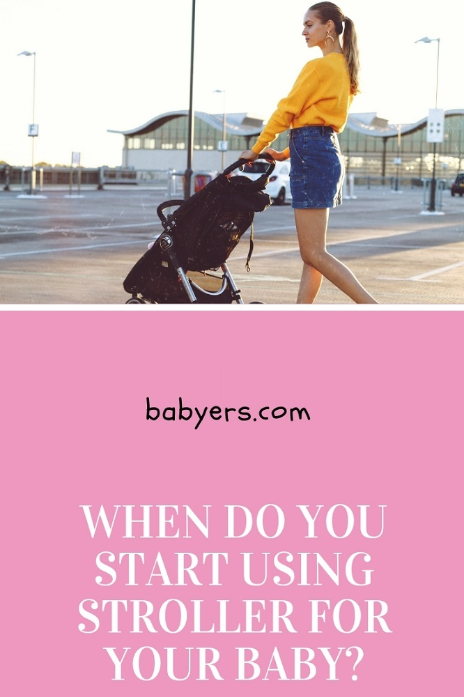 When Do You Start Using Stroller For Your Baby?,when can you put baby in stroller without car seat,newborn in stroller,when can baby sit in stroller without car seat,stroller for 3 month old baby,stroller age limit,when can baby sit in britax stroller without car seat,reclining stroller for infants,when to move baby from pram to pushchair
