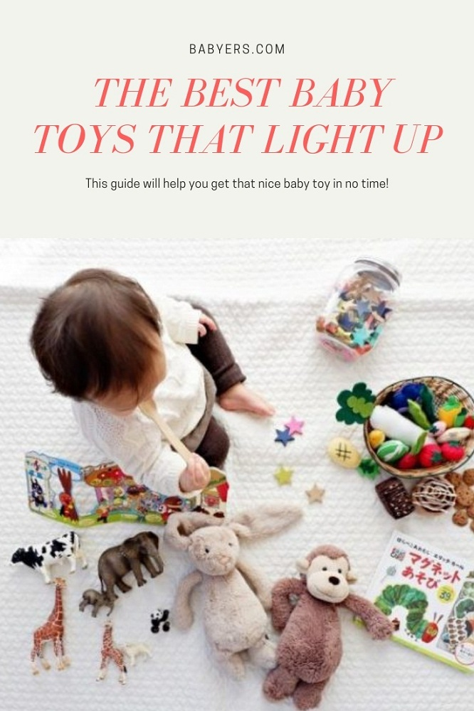 Best Baby Toys That Light Up