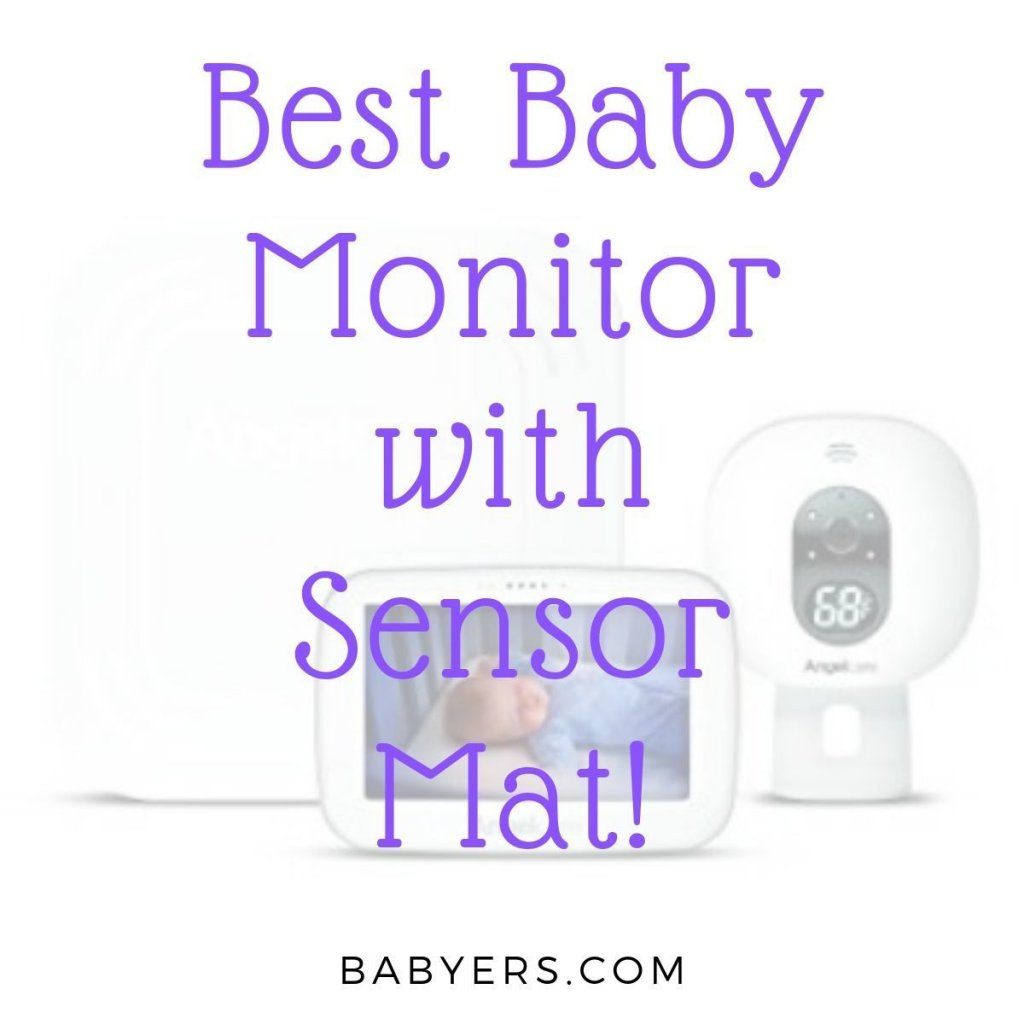 Best Baby Monitor With Sensor Mat - see #5 the Award